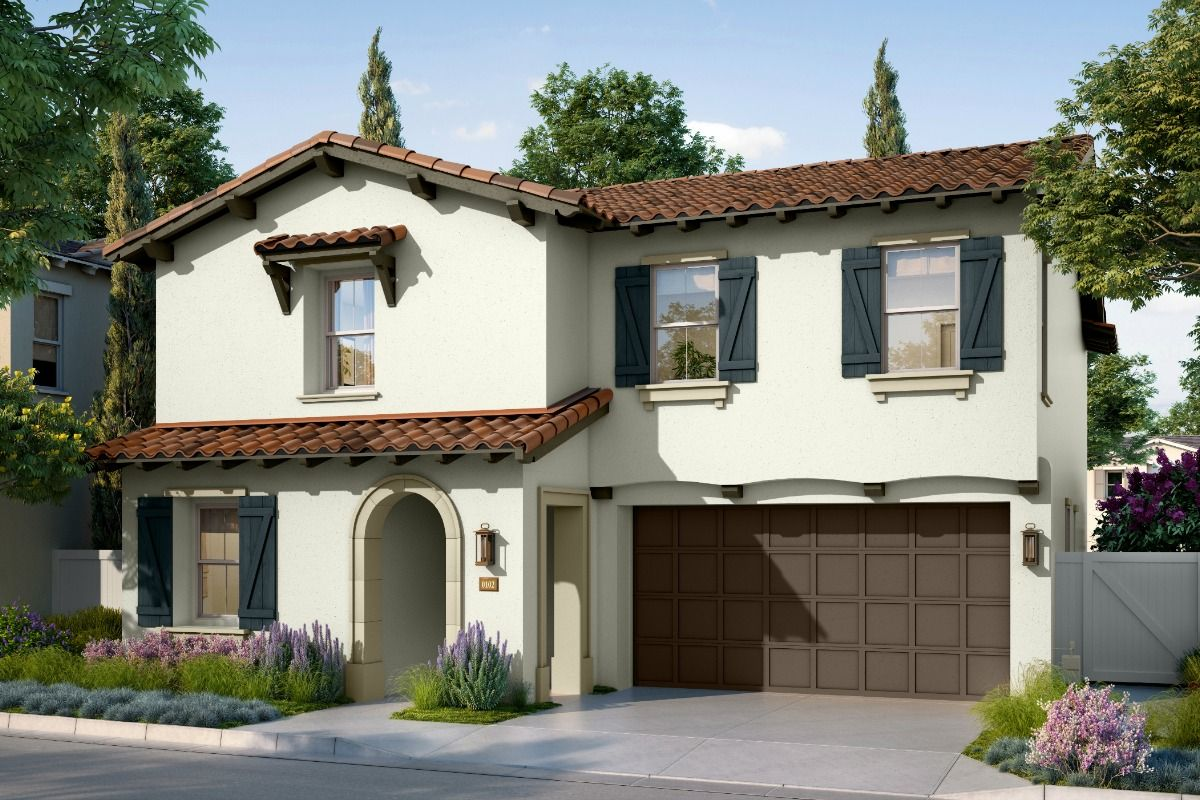 Single Family for Sale at Candela At Rancho Tesoro - Residence One 187 Jewel Road San Marcos, Ca San Marcos, California 92078 United States