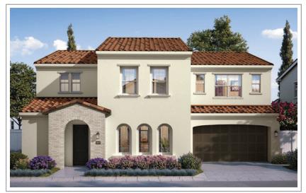 Single Family for Sale at Candela At Rancho Tesoro - Residence Three 187 Jewel Road San Marcos, Ca San Marcos, California 92078 United States