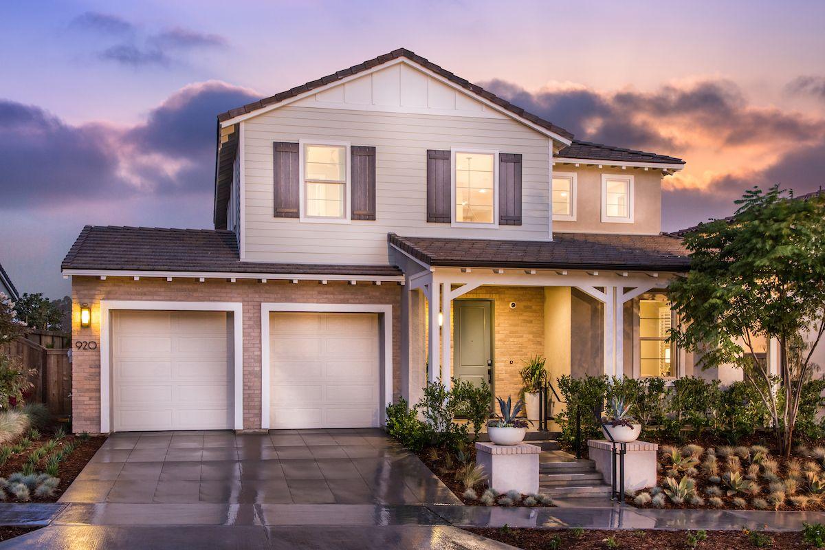 Single Family for Sale at Haciendas At The Village Of Escaya - Residence One 916 Camino Aldea Chula Vista, California 91913 United States