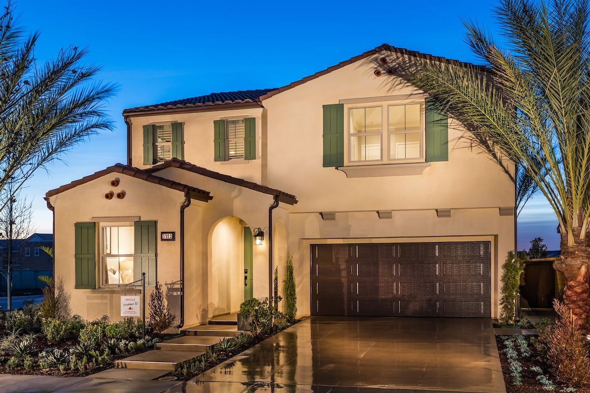 Single Family for Sale at Marigold At New Haven - Residence 1 3972 S. Alexander Avenue Ontario, California 91761 United States