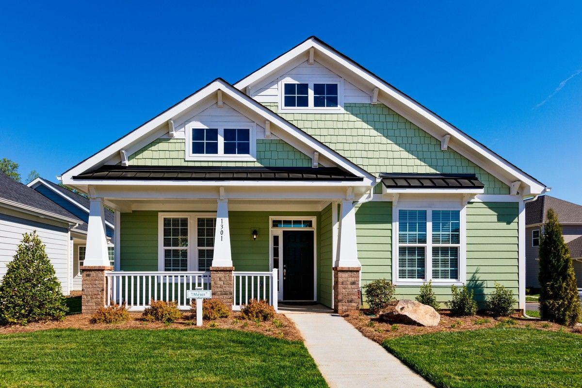 Single Family for Sale at Eagle Park - The Mayes 1130 Stuart's Landing Drive Cramerton, North Carolina 28032 United States