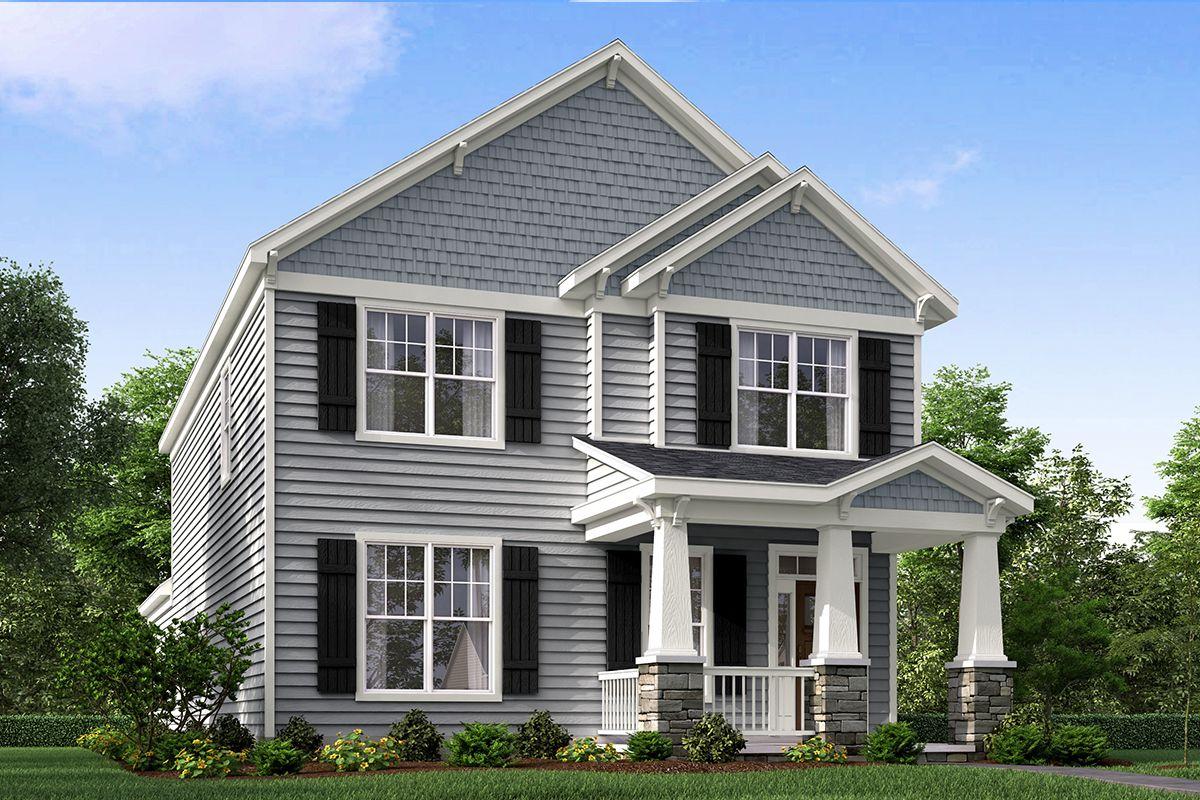 Single Family for Sale at The Villages At Cramerton Mills - Mayworth 104 Keats Alley Cramerton, North Carolina 28032 United States