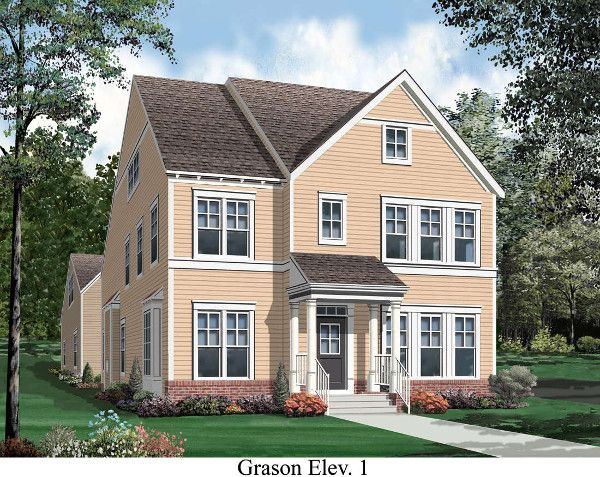 Single Family for Sale at Easton Village-Grason Easton, Maryland 21601 United States