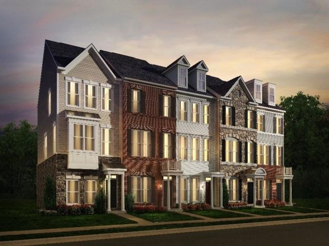 Single Family for Sale at Oakview Village-Wakefield 7802 Five Oaks Court Glen Burnie, Maryland 21061 United States