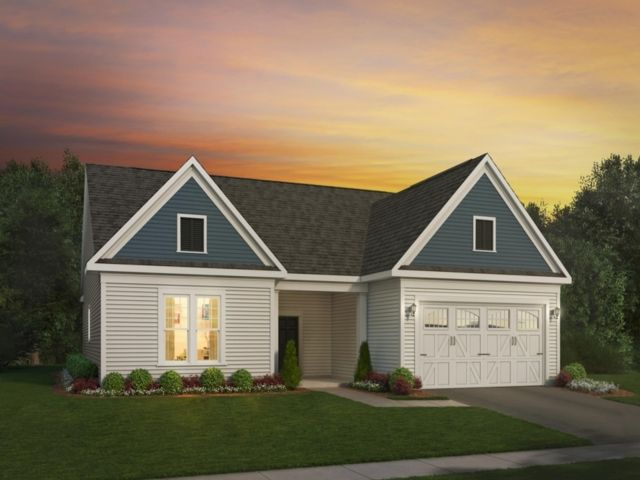 Single Family for Sale at Heritage Shores-Savoy 38 Royal View Drive Bridgeville, Delaware 19933 United States