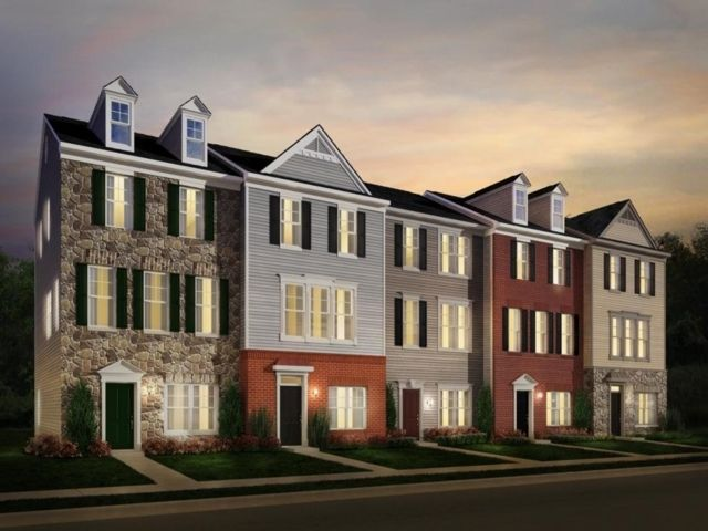Additional photo for property listing at Oakview Village-Sequoia 7802 Five Oaks Court Glen Burnie, Maryland 21061 United States