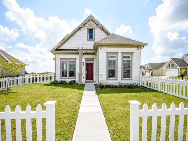 Single Family for Sale at 1196068-Eagle Springs At Heritage Shores Bridgeville, Delaware 19933 United States