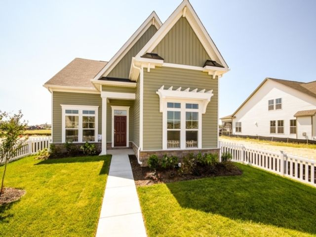 Single Family for Sale at 1259851-Eagle Springs At Heritage Shores Bridgeville, Delaware 19933 United States