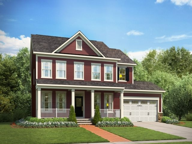 Single Family for Sale at Potomac Shores-Brighton Ii Dumfries, Virginia 22026 United States