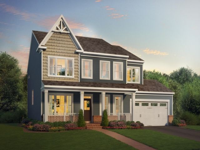 Single Family for Sale at Potomac Shores-Kensington Ii Dumfries, 22026 United States