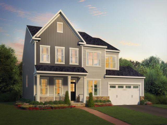 Single Family for Sale at Potomac Shores-Kensington Ii Dumfries, Virginia 22026 United States