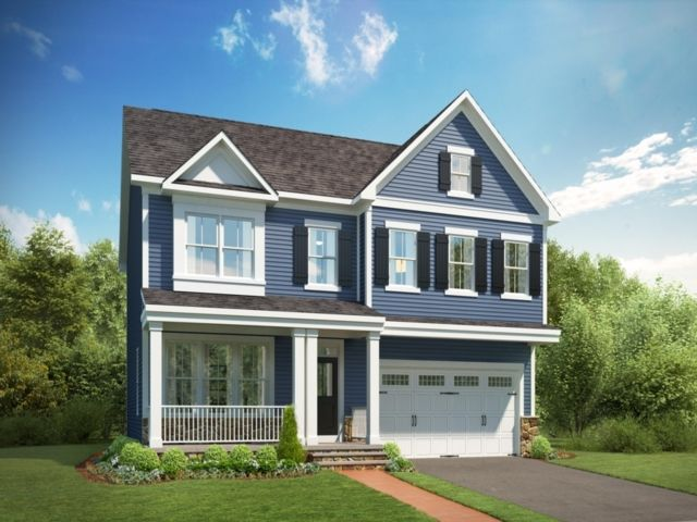 Single Family for Sale at Potomac Shores-Manchester Ii Dumfries, 22026 United States