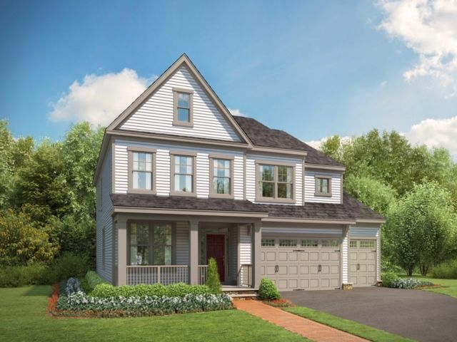 Single Family for Active at Bradford's Landing Single-Family Homes - Sumner Ii 3401 Landing Way Silver Spring, Maryland 20906 United States