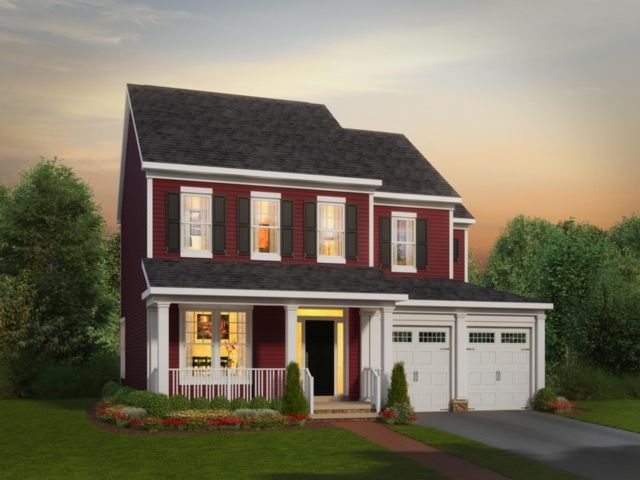 Single Family for Sale at Potomac Shores-Waverly Ii Dumfries, 22026 United States