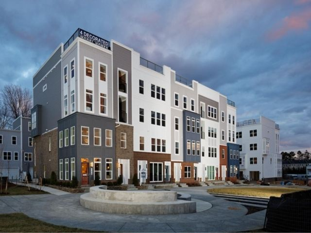 Single Family for Sale at 1297172-Admirals Square Condominium Homes Annapolis, Maryland 21401 United States