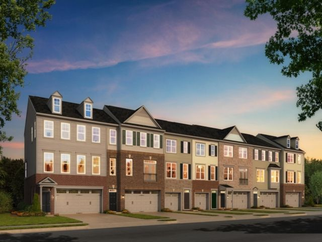 Single Family for Sale at Bradford's Landing Townhomes-Orion Silver Spring, Maryland 20906 United States