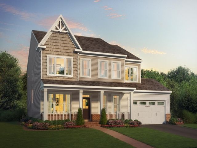 Single Family for Sale at The Bluffs At Sleeter Lake-Kensington Round Hill, Virginia 20141 United States