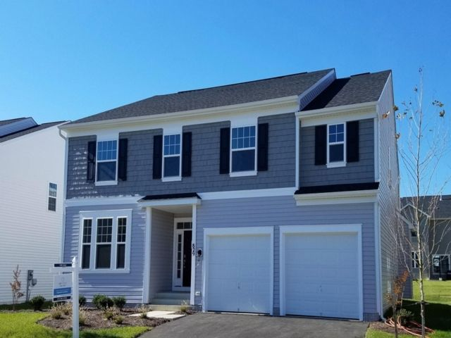 Single Family for Sale at 1477756-Mayfair Single-Family Homes Purcellville, Virginia 20132 United States