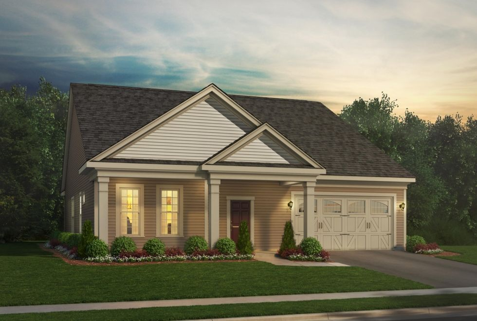 Single Family for Sale at Heritage Shores-Quincy Ii 38 Royal View Drive Bridgeville, Delaware 19933 United States