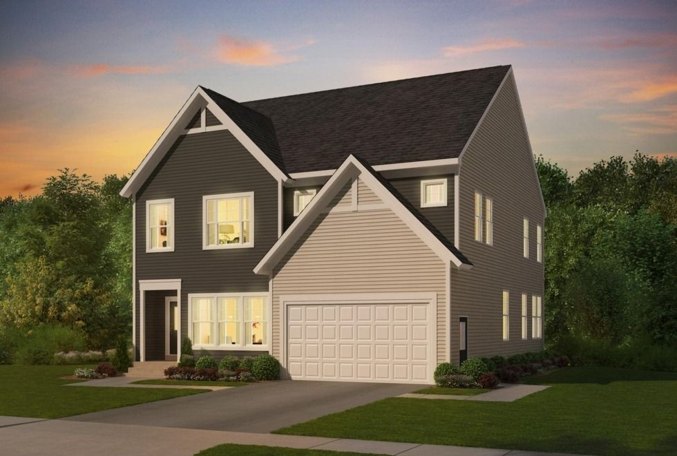 Single Family for Active at The Bluffs At Sleeter Lake - Beckner 35670 Platinum Drive Round Hill, Virginia 20141 United States