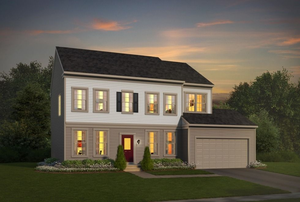 Single Family for Active at The Bluffs At Sleeter Lake - Brighton 35670 Platinum Drive Round Hill, Virginia 20141 United States