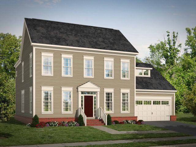 Single Family for Active at Avendale - Fillmore 10392 Twin Leaf Drive Bristow, Virginia 20136 United States