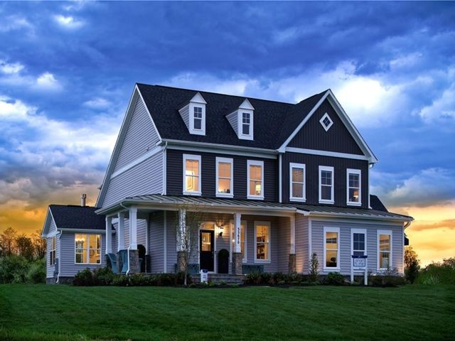 Single Family for Active at Torrington Ii 18428 Presidio Place Round Hill, Virginia 20141 United States
