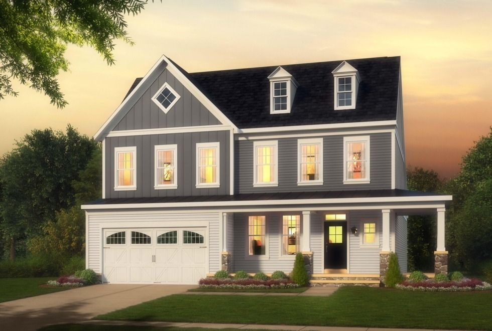 Single Family for Active at The Bluffs At Sleeter Lake - Cresswell 35670 Platinum Drive Round Hill, Virginia 20141 United States