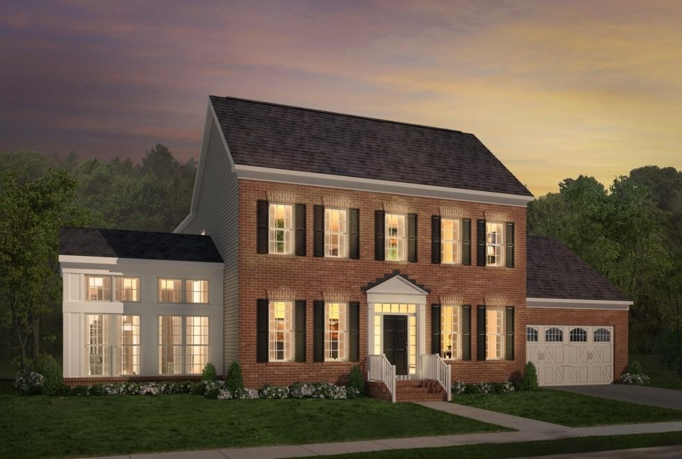 Single Family for Active at The Bluffs At Sleeter Lake - Fillmore Ii 35670 Platinum Drive Round Hill, Virginia 20141 United States
