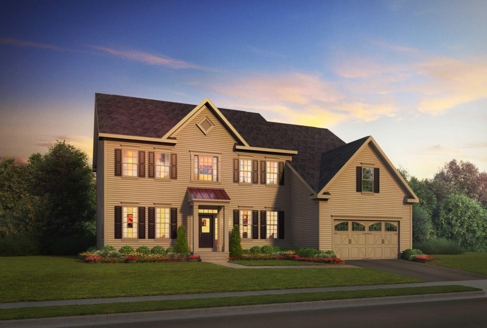 Single Family for Active at The Bluffs At Sleeter Lake - Hadleigh 35670 Platinum Drive Round Hill, Virginia 20141 United States
