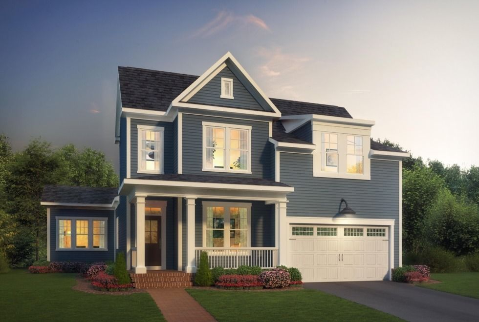 Single Family for Active at The Bluffs At Sleeter Lake - Torrington Ii 35670 Platinum Drive Round Hill, Virginia 20141 United States