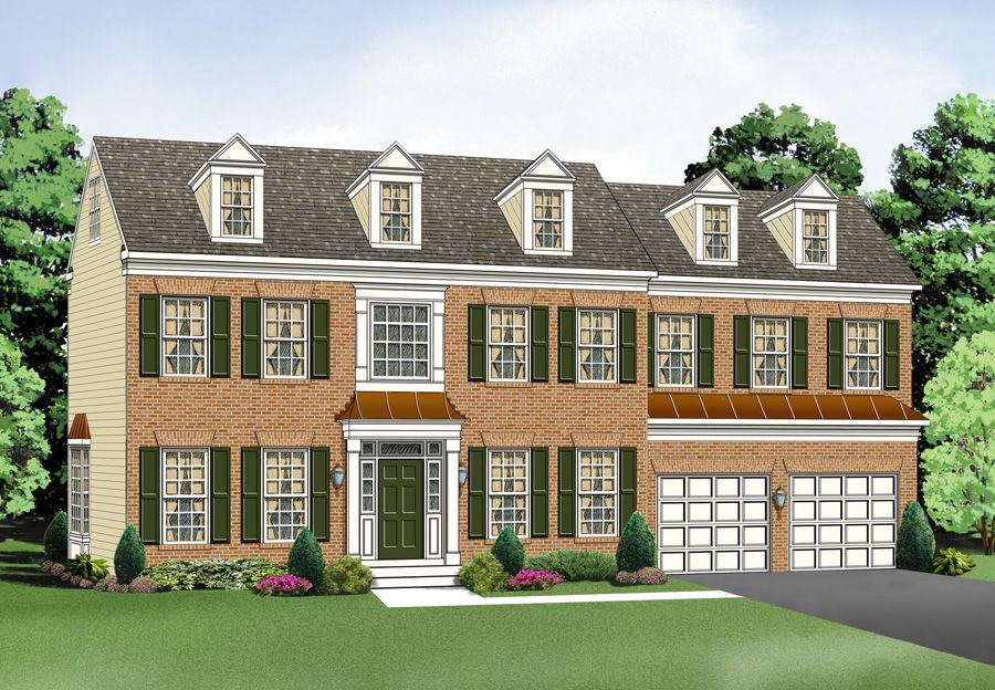 Single Family for Sale at Wilson's Grove-Canterbury Gambrills, Maryland 21054 United States