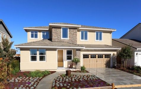 Single Family for Sale at Merritt At Emerson Ranch - Residence 3 856 Ibis Drive Oakley, California 94561 United States