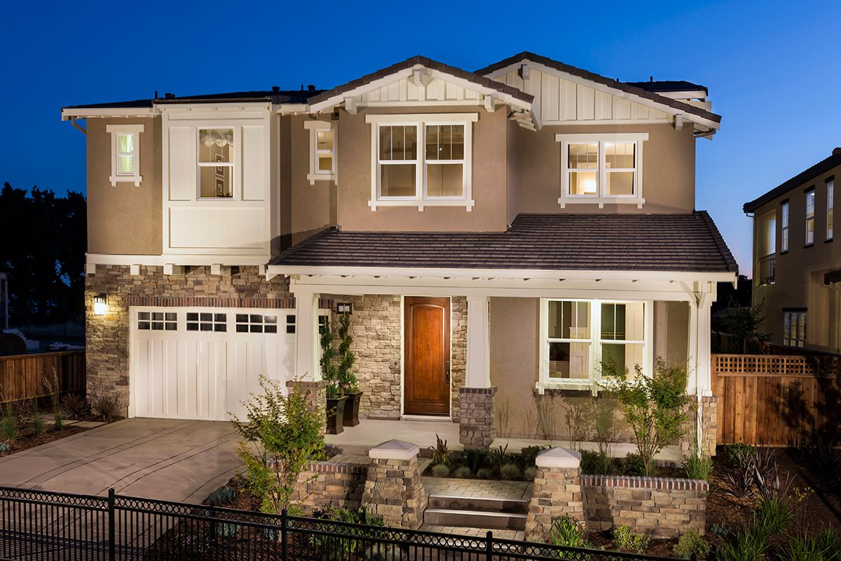 Single Family for Sale at Crown Point - Residence 7 3 Country Club Drive Hayward, California 94542 United States