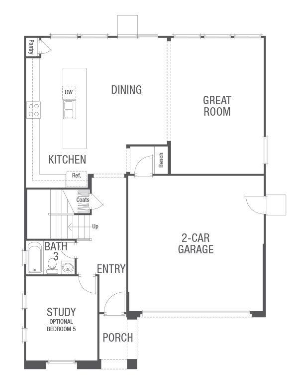 Single Family for Sale at Ambrosia At Glen Loma Ranch - Residence 2 1138 Sagardia Way Gilroy, California 95020 United States