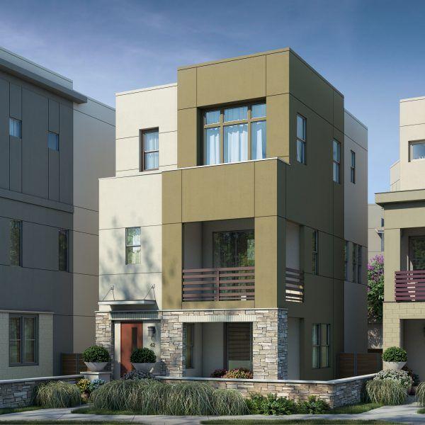 Single Family للـ Sale في Huntington At Boulevard - Residence 3 5811 El Dorado Lane Dublin, California 94568 United States