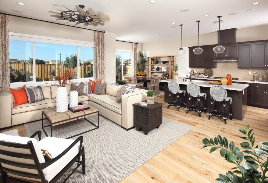 Single Family for Active at Residence 2 351 Hansford Way Oakley, California 94561 United States