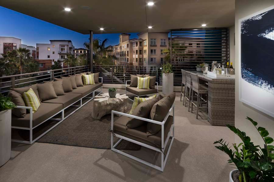 Single Family for Active at Residence 2 12618 W Millennium Drive Playa Vista, California 90094 United States