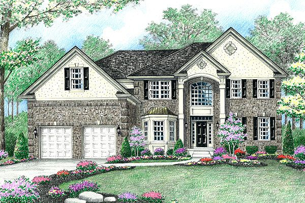 Single Family for Sale at Sturbridge Hill - The Stoneleigh 20 Simsbury Drive Voorhees, New Jersey 08043 United States
