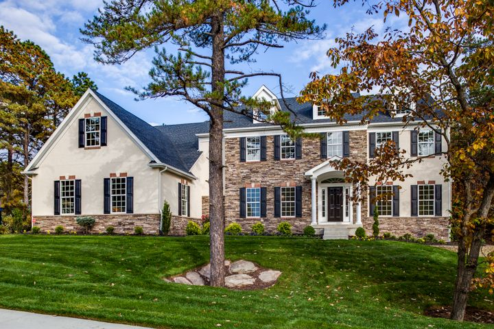 Single Family for Sale at Sturbridge Hill - The Brandywine 20 Simsbury Drive Voorhees, New Jersey 08043 United States