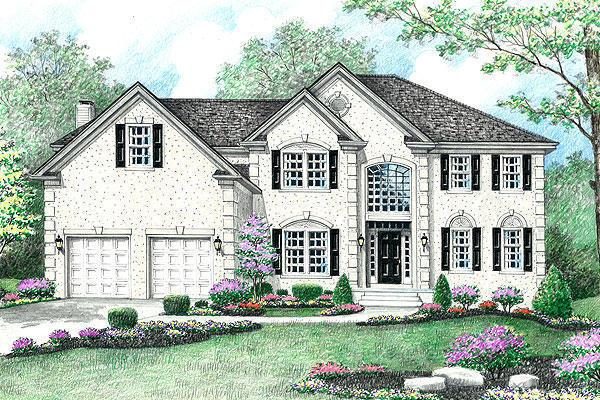Single Family for Active at Hidden Creek - The Stoneleigh By Appointment Only Medford, New Jersey 08055 United States