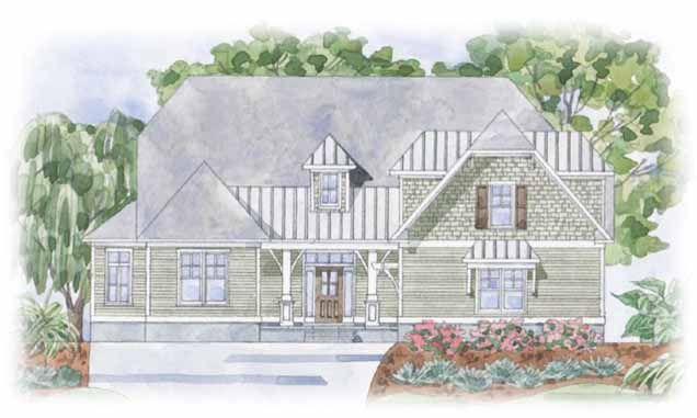 Single Family for Active at Cape Fear National At Brunswick Forest - Oakley Ii Leland, North Carolina 28451 United States