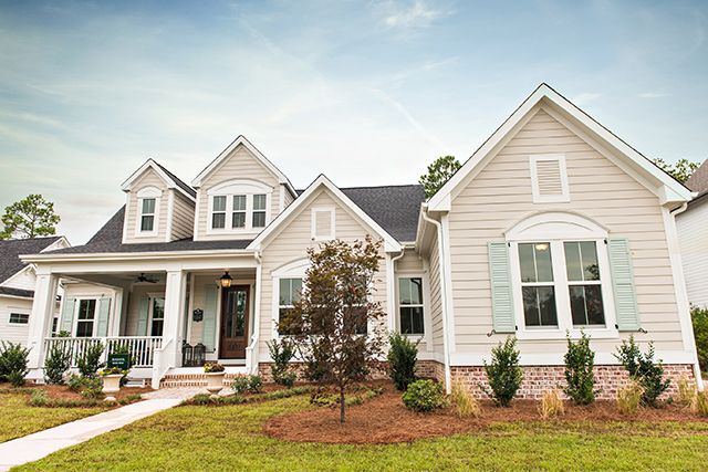 Single Family for Active at Cypress Pointe At Brunswick Forest - Augusta 1007 Evangeline Drive Leland, North Carolina 28451 United States