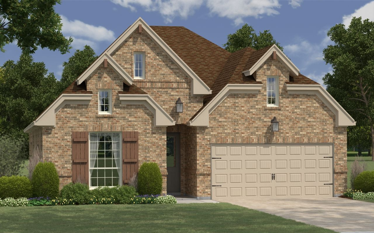 Buffington Homes The Parks At Brighton Dogwood 1256723