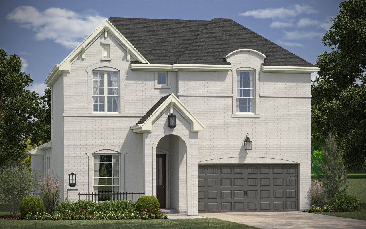 Buffington homes the parks at brighton willow 1256726 for Buffington homes