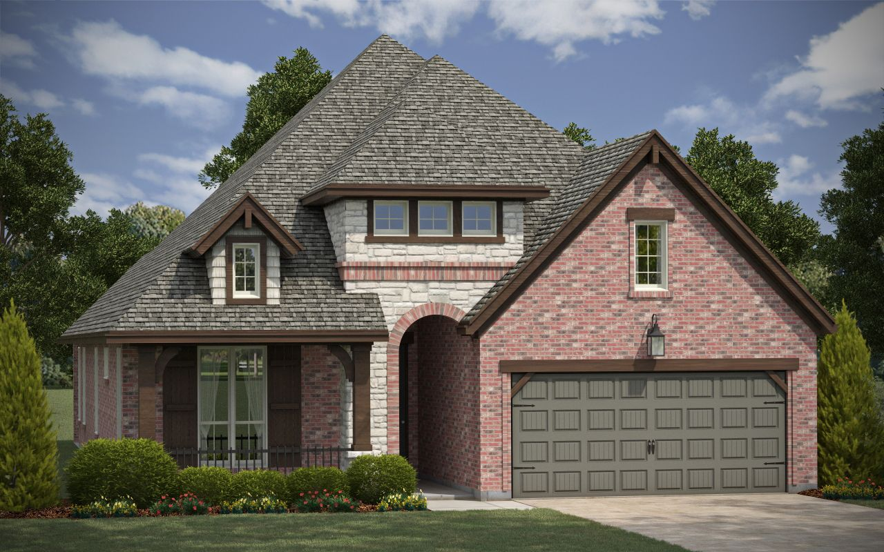 Buffington homes brentwood maple with bonus 1353662 for Buffington homes