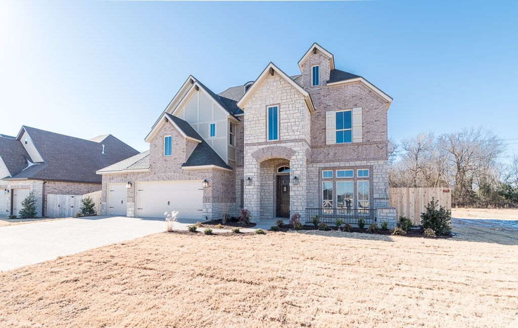 Rogers new homes topix for Buffington homes