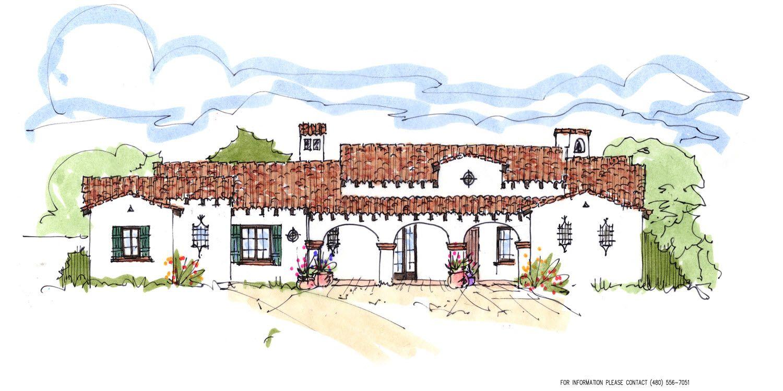 Single Family for Sale at Fox Haven - Fox Haven Lot 2 - 4,341 7930 E. Gold Dust Avenue Scottsdale, Arizona 85258 United States