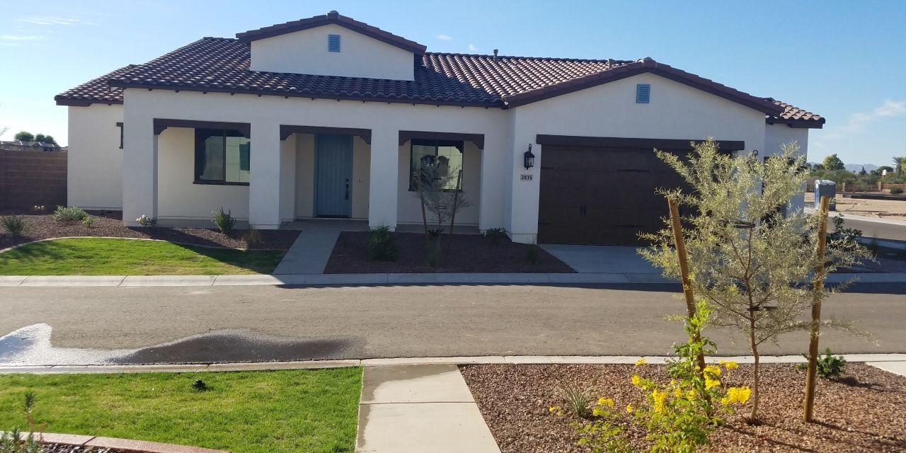 Single Family for Sale at Signature Three 14200 W Village Pkwy #2035 Litchfield Park, Arizona 85340 United States