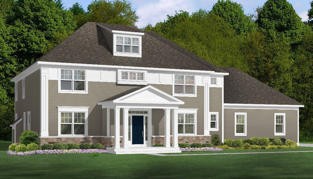Single Family for Active at Bridgewater Northford - Totoket Classic 1675 Middletown Ave. Northford, Connecticut 06472 United States